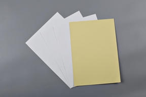 SELF-ADHESIVE PAPER IN SHEETS